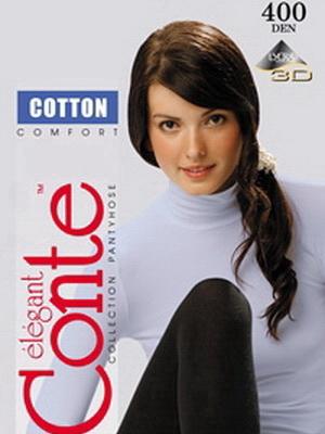 Колготки женские Cotton 400