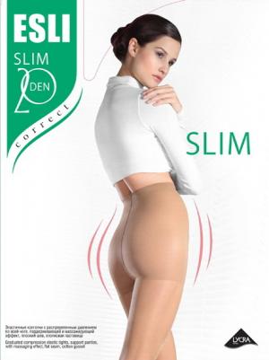 Колготки женские ESLI SLIM 20