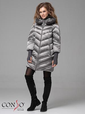 Пальто пуховое женское WMF 180513