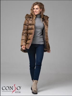 Куртка стеганная женская WSF 180537