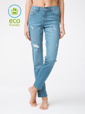 Брюки джинсовые женские CON-145