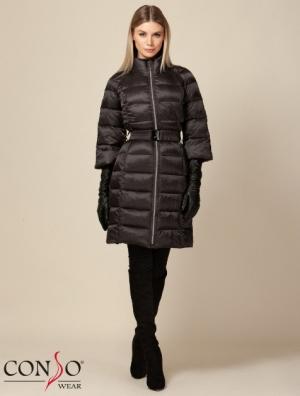 Пальто утепленное женское WEM 190512