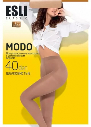 Колготки женские ESLI MODO 40XL NEW