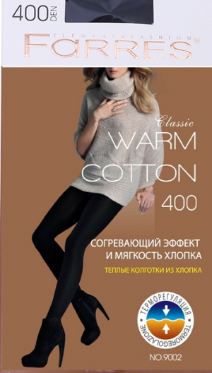WARM COTTON 400