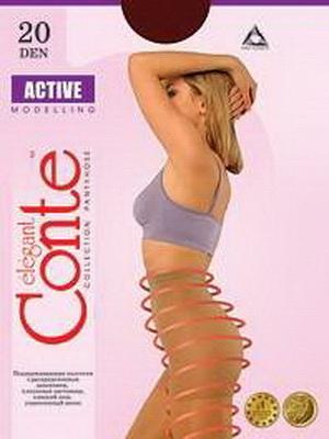 Колготки женские Active 20 XL