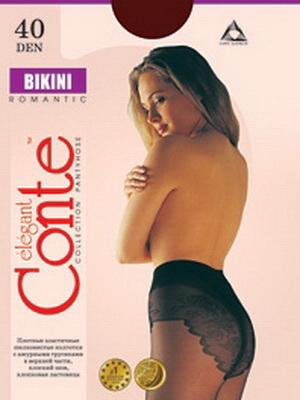 Колготки женские Bikini 40