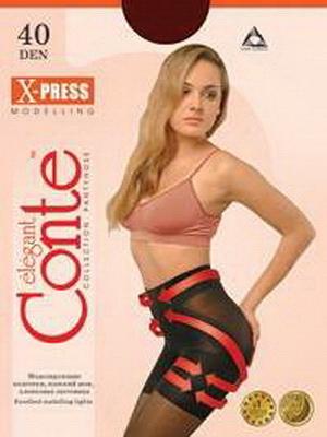 Колготки женские X-Press 40 XL