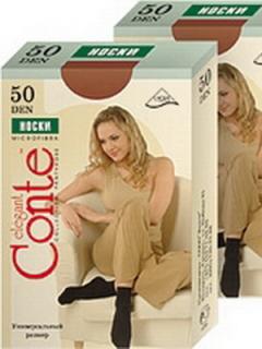 Носки Microfibra 50 (1 пара)