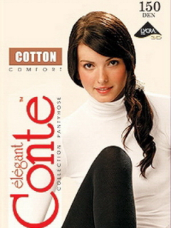 Колготки женские Cotton 150