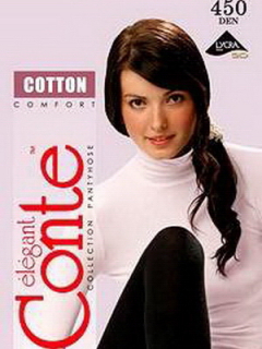 Колготки женские Cotton 450XL