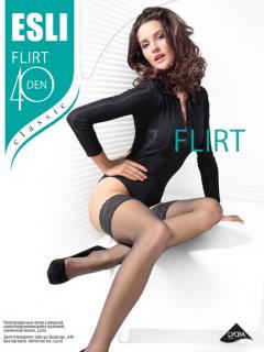 Чулки женские ESLI FLIRT 40