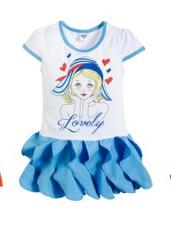 Платье для девочек 823