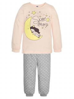 Пижама для девочек 9125
