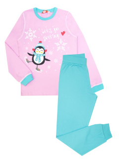 Пижама для девочек 9169