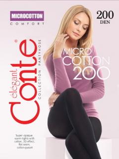 Колготки женские MICROCOTTON 200