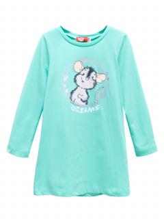 Сорочка ночная для девочек 91101(104-128)