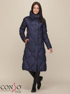 Пальто пуховое женское WDL 190509