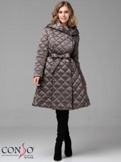 Женское пуховое пальто WM 180511