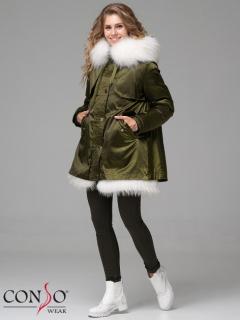 Женская пуховая куртка WSF 180546