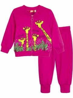 Комплект для девочек(джемпер,брюки) 11149