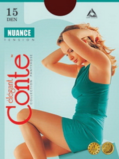 Колготки женские Nuance 15